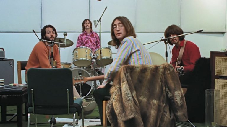 Beatles Get Back Trailer