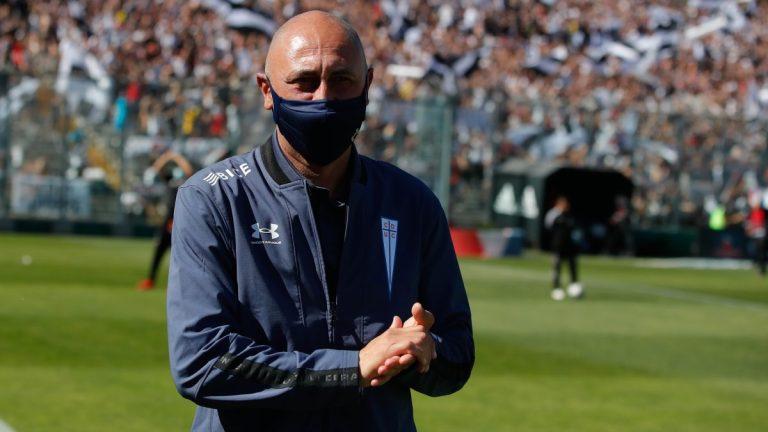 Cristian Paulucci Colo Colo UC