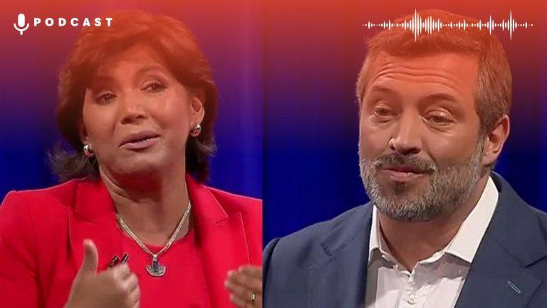 Debate Yasna Provoste Sebastian Sichel