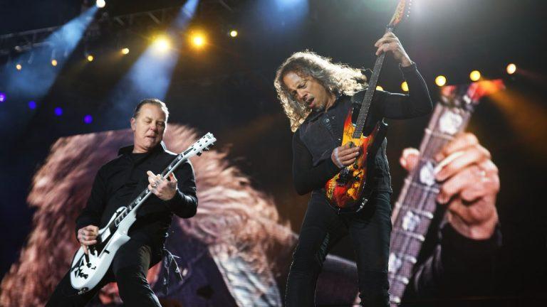 Metallica Chile 2014