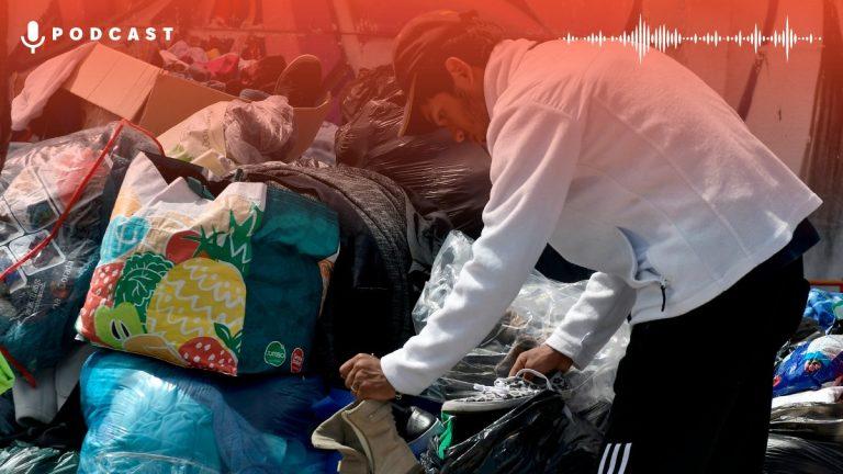 Migrantes Frontera Iquique