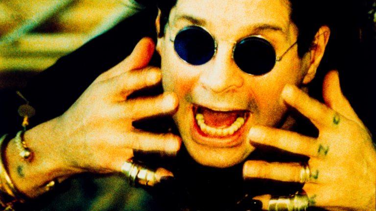 Ozzy Osbourne 1995