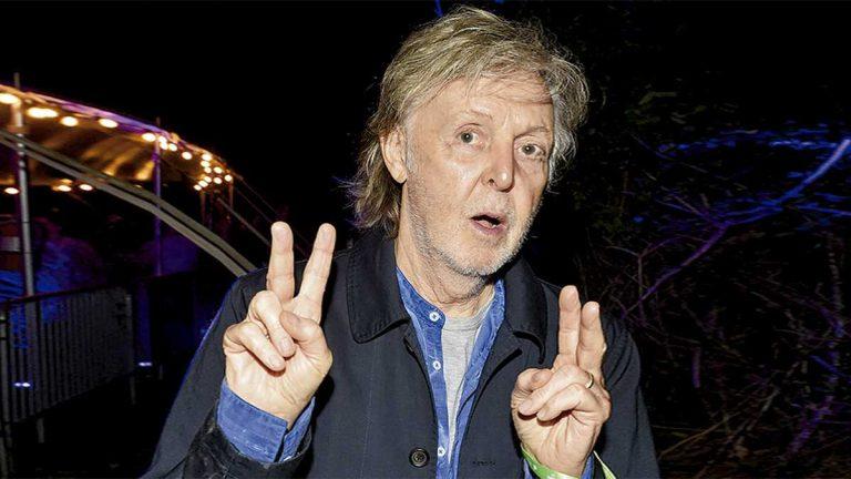 Paul McCartney 2021