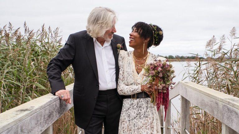 Roger Waters boda