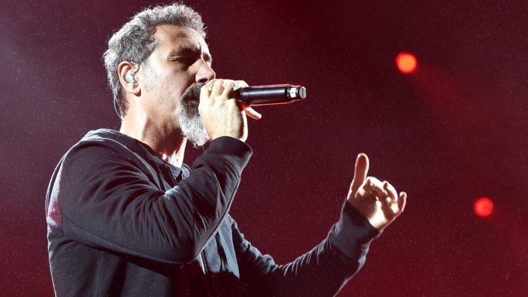 Serj Tankian 2018