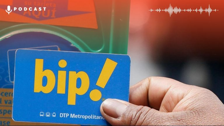 Tarjeta Bip Metro