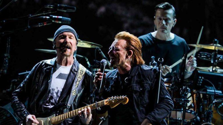 U2 Chile 2017