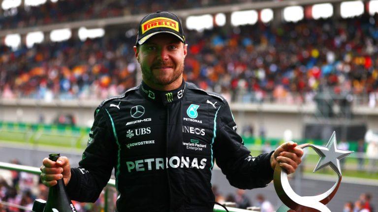 Valtteri Bottas 2021 Fórmula 1 F1